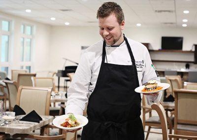 Chef-Prepared Meals