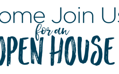 Join Us for Our Spring Open House