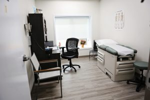 A doctor's office - Meredith Medical