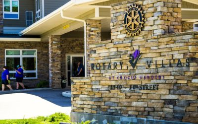 2018 Walk for Alzheimer's at Rotary Villas