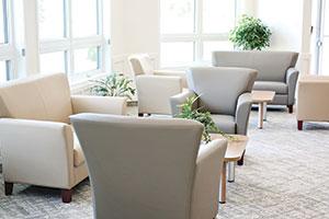 Rotary Villas - Lounge Area