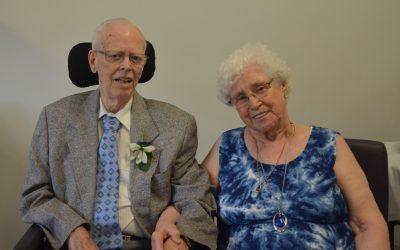 Wedding Season – Amy & Ivan Celebrate 70 Years