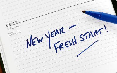 Seniors' Resolutions