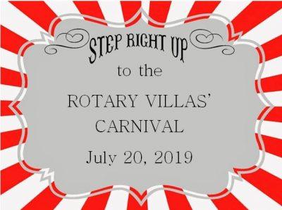 Rotary Villas' Carnival