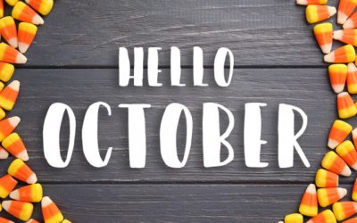 October 2019 Newsletter/Activity Calendar & Menu Calendar