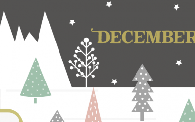 December 2019 Newsletter/Activity Calendar & Menu Calendar
