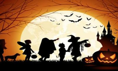 Special Halloween Visitation for Trick-or-Treaters (and Families)