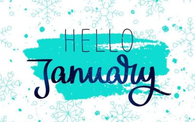 January 2021 Newsletter & Weekly Menu Calendar