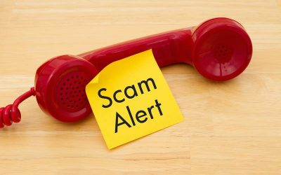 Don't Fall Victim to Scams