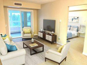 Rotary Villas - Bedroom in Guest Suite